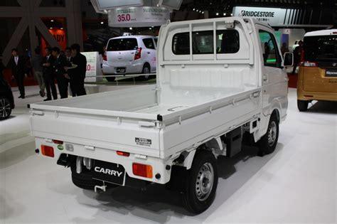 Suzuki Carry Engine Maruti Suzuki To Launch Its Mini Truck In Jan 2015