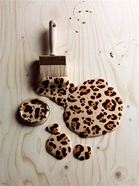 stylish home decorating  animal prints