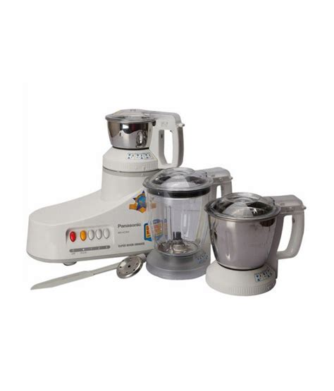 Mixer Panasonic panasonic mx ac 300 h mixer grinder price in india buy panasonic mx ac 300 h mixer grinder