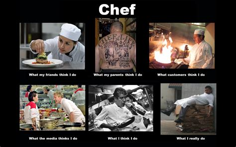 Line Cook Memes - image 253064 what people think i do what i really