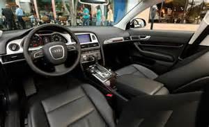 Audi A6 2010 Interior Car And Driver