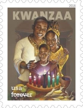 usps announces 2018 holiday stamps | postalnews.com