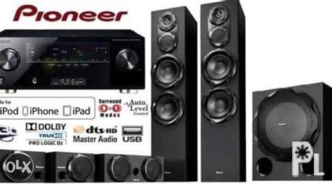pioneer todoroki av receiver ch speakers home theater