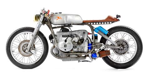 Motorrad Mit Turbo by I Ll Be Blown This Bmw R100 Is Packing A Porsche Turbo