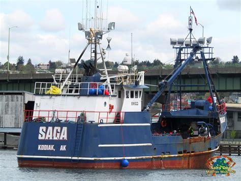 saga fishing boat captain the saga deadliest catch discovery f v saga deadliest