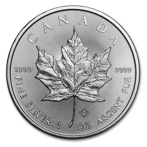 2015 Canada 1 Oz Silver Maple Leaf Silver Coins Silver