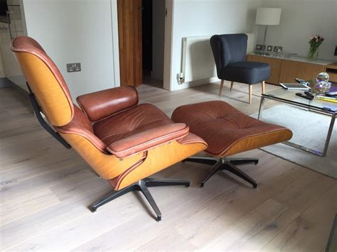 Lounge Chair Indoor by Eames Style Lounge Chair Indoor Nealasher Chair