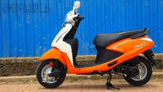 Suzuki Pleasure Price Spec Comparison Tvs Scooty Zest Vs Honda Activa I Vs