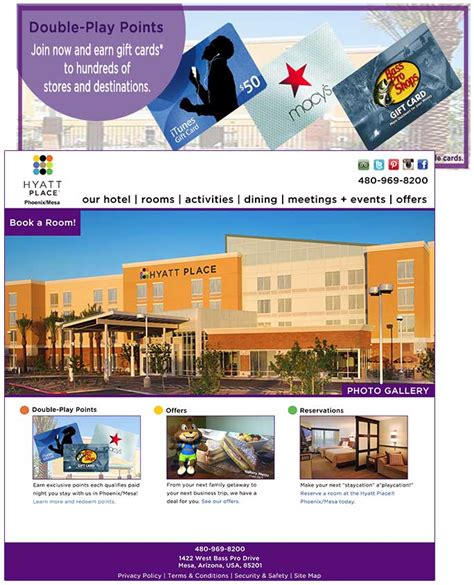 hospitality design editorial calendar hyatt place mesa case study connecting with community