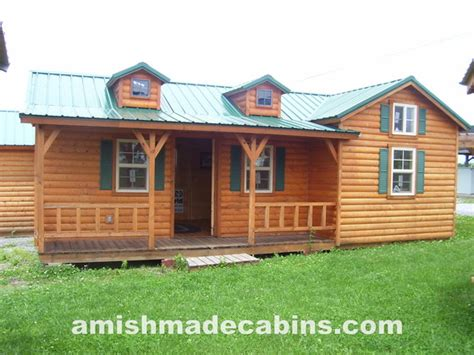 Amish Built Log Cabins by Amish Made Cabins Amish Made Cabins Cabin Kits Log