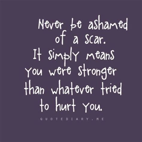 Quotes About Scars From Cutting scars from cutting quotes quotesgram