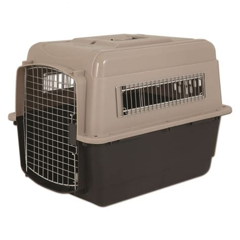 petmate crate petmate vari kennel ultra fashion airline approved kennel iata