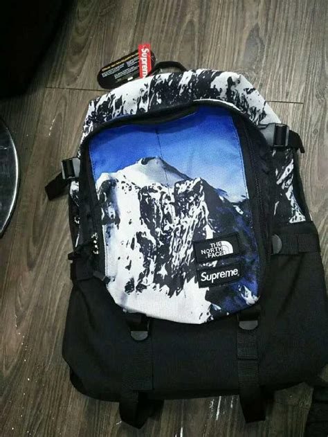 supreme cheap cheap supreme x the snow mountain backpack