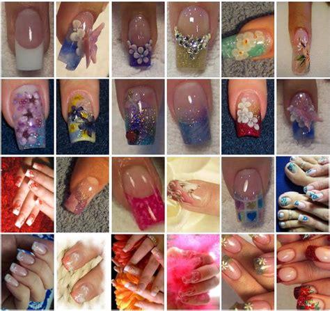 imagenes de uñas acrilicas para fiestas cursos de u 241 as acrilicas decoracion de u 241 as