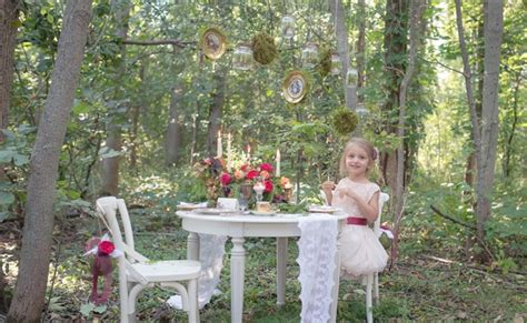 E Hanted Forest  Ee  Birthday Ee   Party Pretty Party