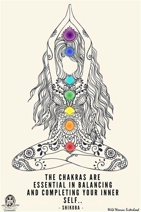 tattoo healing yoga chakras mindfulness meditation pinterest chakras