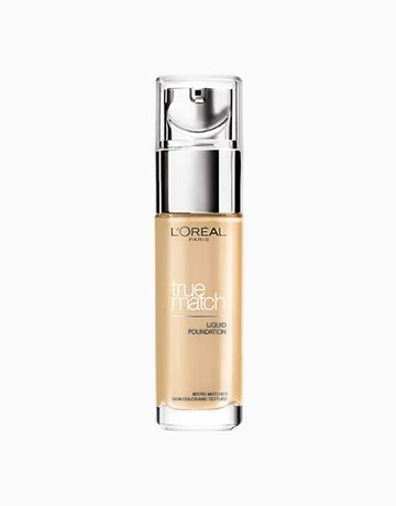 and match lifeline foundation served true match liquid foundation by l oreal beautymnl