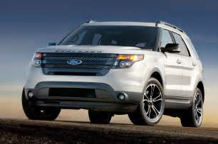 2015 ford explorer reviews and rating motor trend