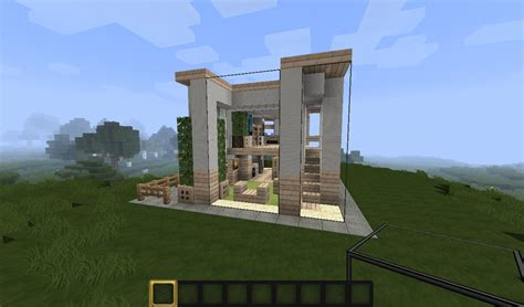 modern house minecraft minecraft small modern house minecraft project