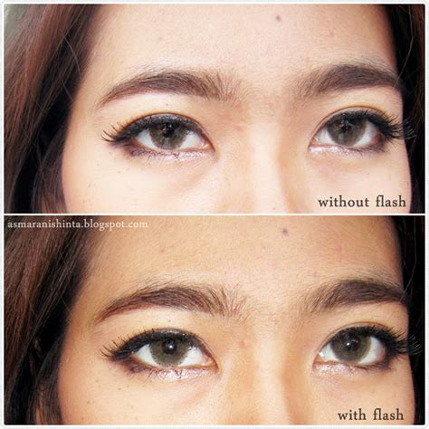 Scelera Softlens Big Diameter every post has its own story review nobluk color
