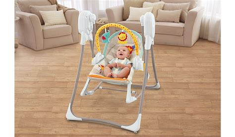 asda baby swing fisher price 3 in 1 swing and rocker kids george at asda