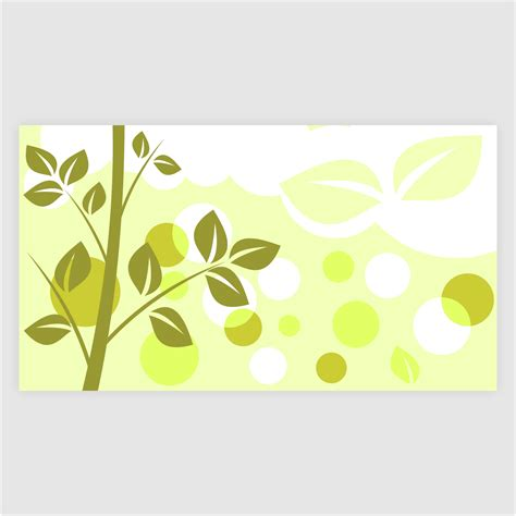 Use Gift Card - vector for free use gift card with nature background