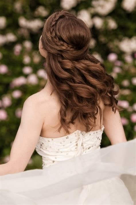 Do It Yourself Wedding Hairstyles Half Up by 35 Pretty Half Updo Wedding Hairstyles Decor Advisor
