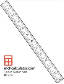 How To Paint Patio Concrete Floor Printable Rulers Free Downloadable 12 Quot Rulers Inch
