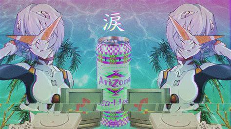Anime Vaporwave by Anime Vaporwave Wallpaper Vaporwave