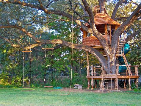 Backyard Treehouse Plans by Treehouses For For A Gift Homestylediary
