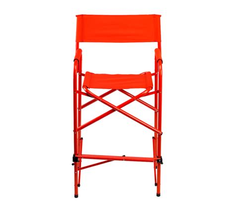 directors chair aluminium all aluminum directors chair by e z up