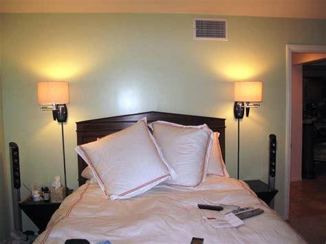 wall l bedroom bedroom wall sconces plug in