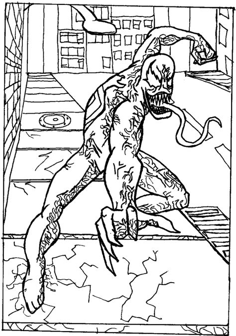 golden spiderman coloring page download free venom coloring pages comic book coloring