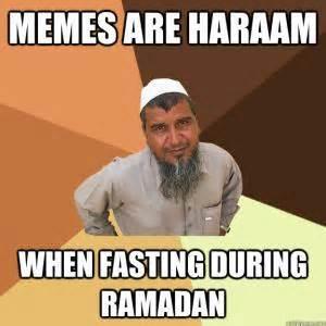 Fasting Meme - ramadan meme kappit