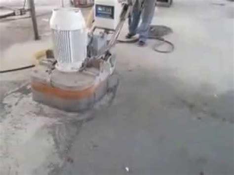 dekscape epoxy floor coating removal youtube