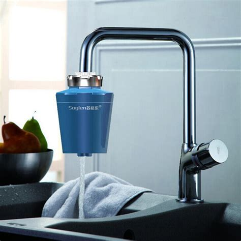Kitchen Water Filter by Home Kitchen Tap Water Purifier Activated Carbon Water