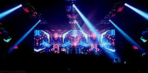 dance floor disco lights animated gif light show q dance gif wifflegif