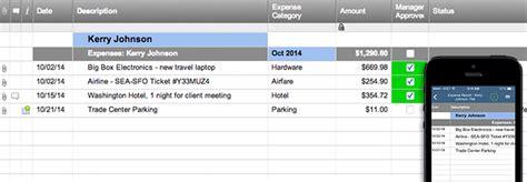 Expense Report Template   Smartsheet