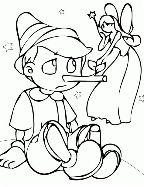 hair coloring pages az coloring pages pinocchio coloring pages az coloring home