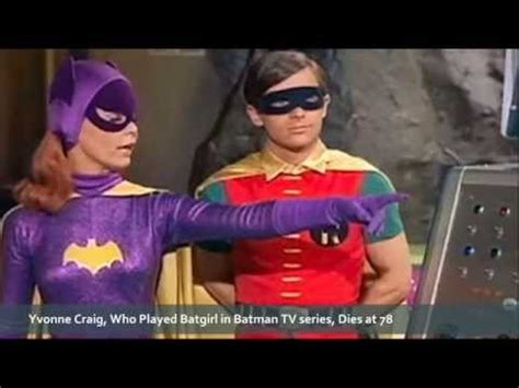 yvonne craig who played batgirl dies at 78 ktla yvonne craig who played batgirl in batman tv series dies