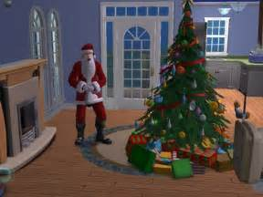 christmas tree the sims wiki