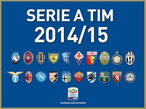Calendario Serie A Tim 2014 Juventus Il Calendario Della Serie A Tim 2014 15 Premesse