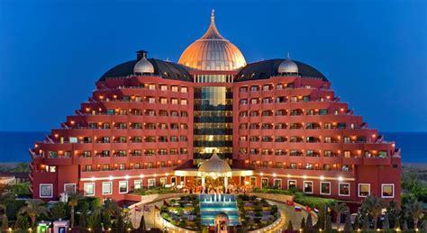 delphin hotel resort delphin palace lara all inclusive turkey booking