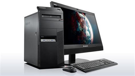 thinkcentre m93p tower desktop desktop pcs for large