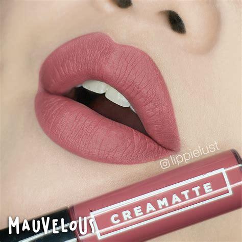 Emina Matte Lip swatched emina creamatte lip lippielust