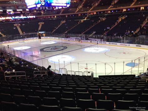madison square garden section 120 madison square garden section 120 new york rangers
