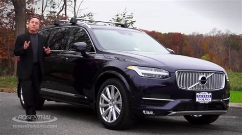 xc90 test drive 2016 volvo xc90 test drive review