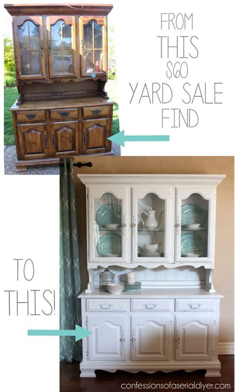 diy chalk painted china cabinet 1000 images about before and after painted furniture on