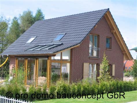 Haus Mit Wintergarten by Pro Domo Bauconcept Gbr