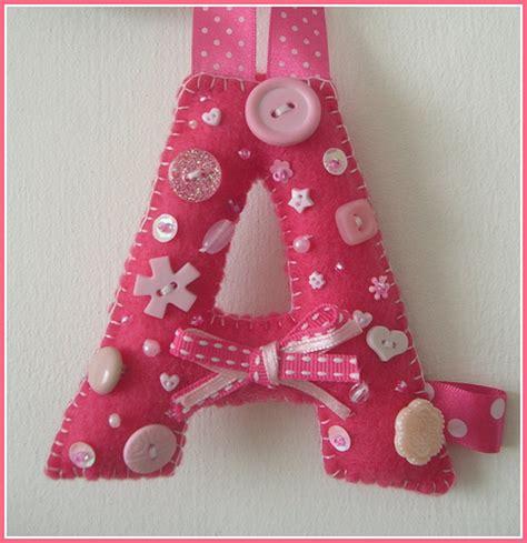 Heartfelt Handmade - pink letter a hanger by heartfelt handmade i ve been